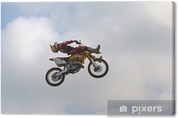 Obraz na płótnie Rozszerzenie horizontale - Sporty ekstremalne