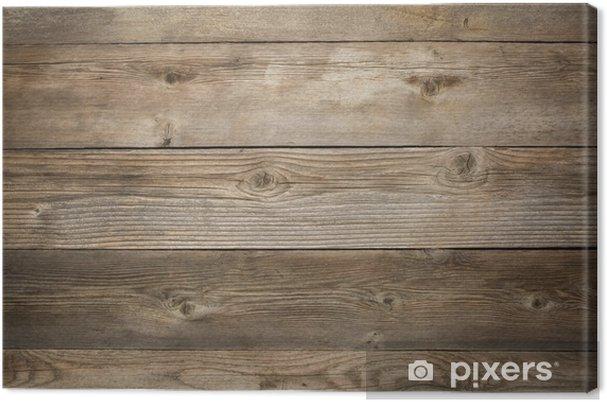 Obraz na płótnie Rustykalnym wyblakły drewna tle - Tematy