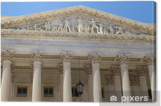 Obraz na płótnie Sąd Najwyższy budynek w Waszyngtonie - Miasta amerykańskie