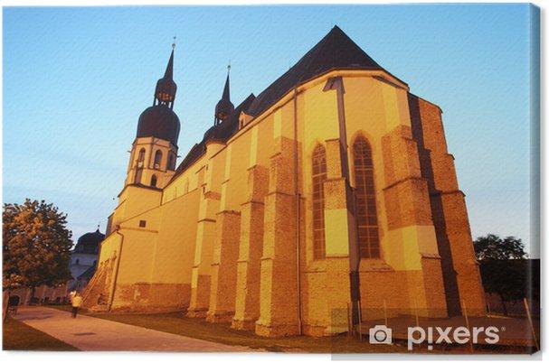 Obraz na płótnie Saint Nicolas kościół w Trnavie na Słowacji - Zabytki