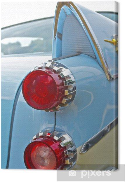 Obraz na płótnie Samochód fin - Criteo