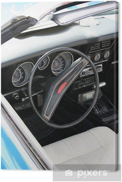 Obraz na płótnie Samochód retro - Transport drogowy