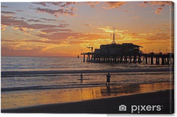 Obraz na płótnie Santa Monica - Tematy