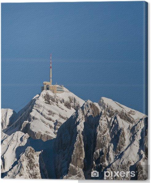 Obraz na płótnie Säntis - Góry