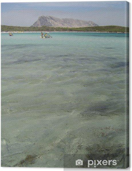 Obraz na płótnie Sardegna - Wakacje