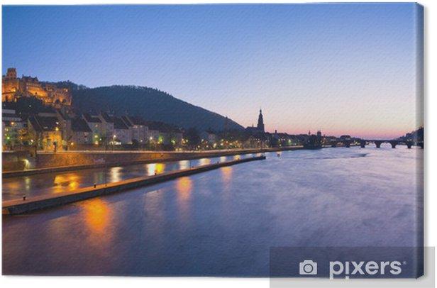 Obraz na płótnie Schlossbeleuchtung - Europa
