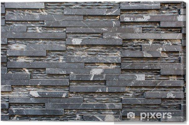 Obraz na płótnie Ściana tekstury - Abstrakcja
