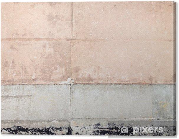 Obraz na płótnie Ściana w tle - Tematy