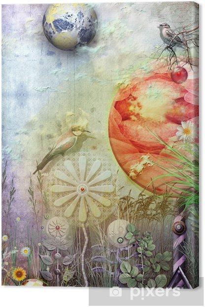 Obraz na płótnie Sekret serii królestwo - Natura i dzicz