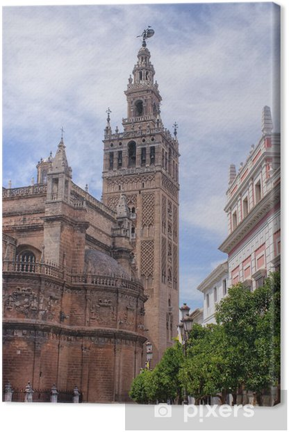 Obraz na płótnie Sewilla, La Giralda - Europa