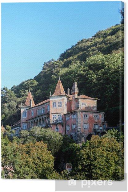Obraz na płótnie Sintra, Portugalia - Miasta europejskie