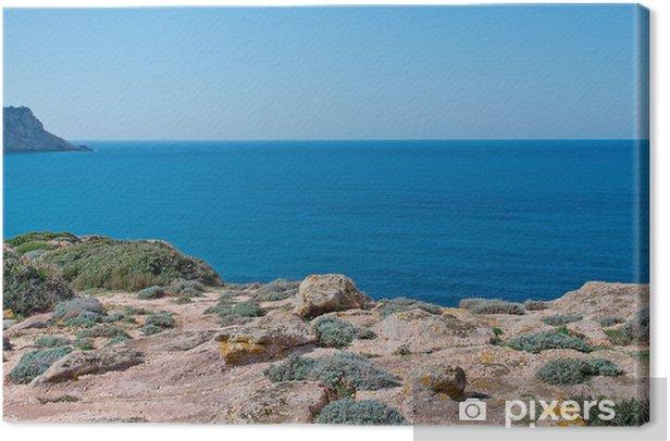 Obraz na płótnie Skaliste wybrzeża - Europa