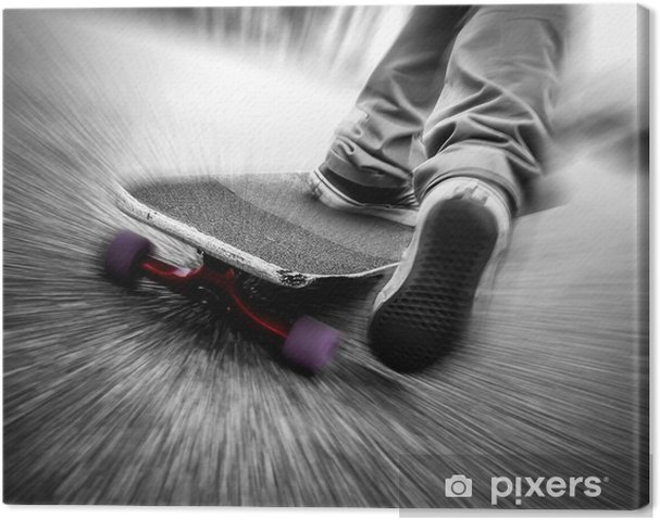 Obraz na płótnie Skater - Skateboarding