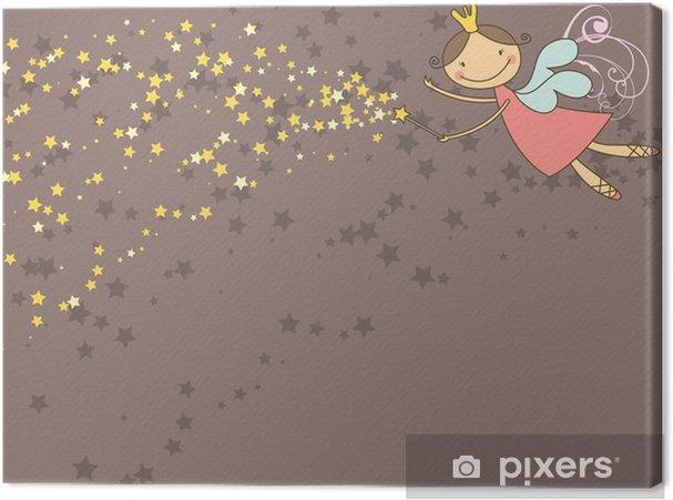Obraz na płótnie Słodkie bajki i gwiazdy - Przeznaczenia