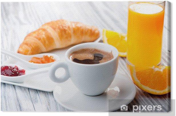 Obraz na płótnie Śniadanie kontynentalne - Tematy