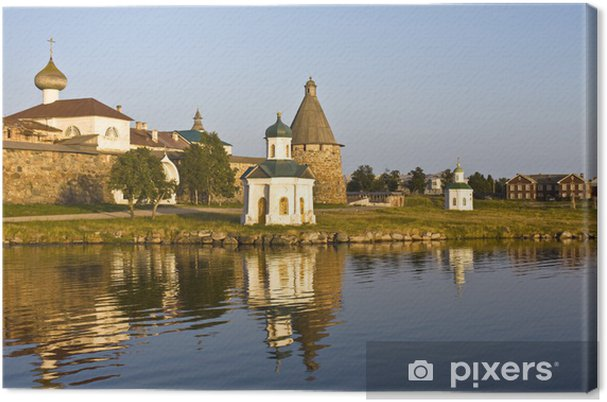 Obraz na płótnie Solovki, Rosja - Azja