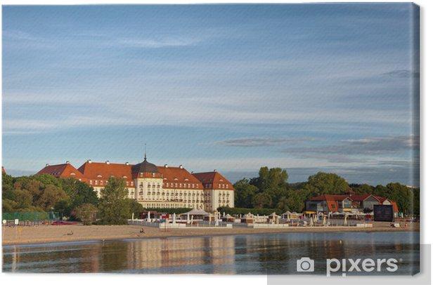 Obraz na płótnie Sopot - Tematy