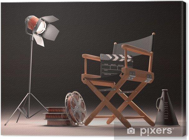Obraz na płótnie Spot Cinema - Tematy