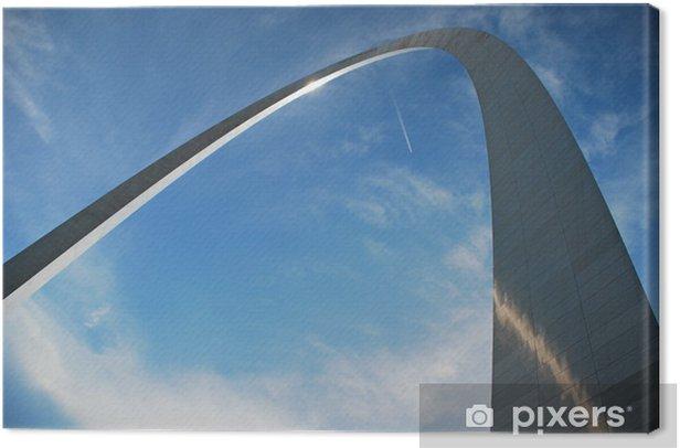 Obraz na płótnie St Louis Arch - Zabytki
