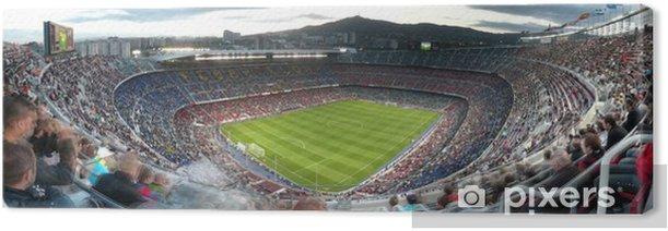Obraz na płótnie Stadion FC Barcelona - Miasta europejskie