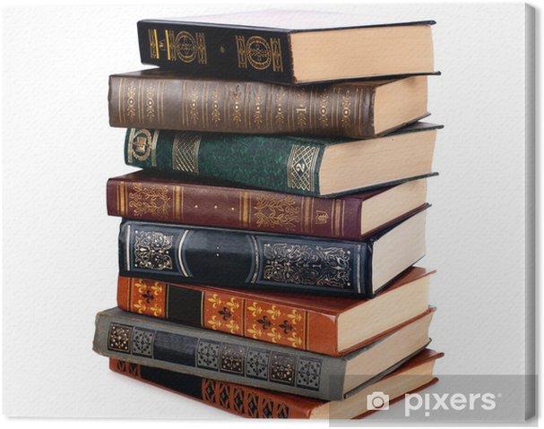 Obraz na płótnie Stare książki - Edukacja