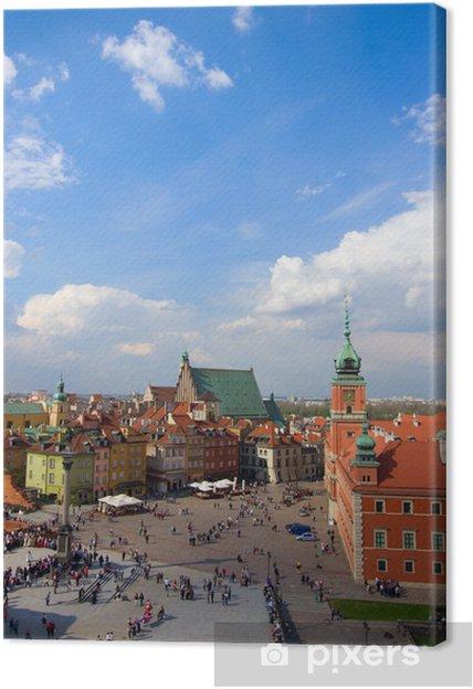Obraz na płótnie Stare Miasto, Warszawa, Polska - Miasta europejskie