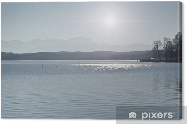 Obraz na płótnie Starnberg Jezioro - Woda