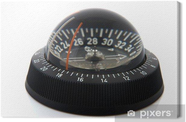 Obraz na płótnie Statek Compass - Transport wodny