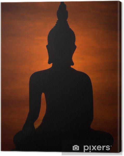 Obraz na płótnie Statua Buddy - Tematy