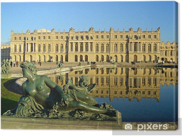 Obraz na płótnie Statue du Chateau de Versailles - Wakacje