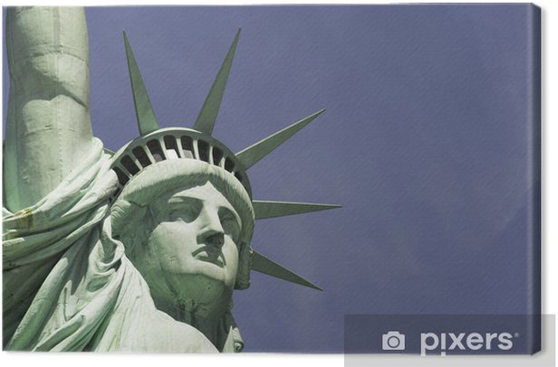 Obraz na płótnie Statue of Liberty, New York City - Wolność