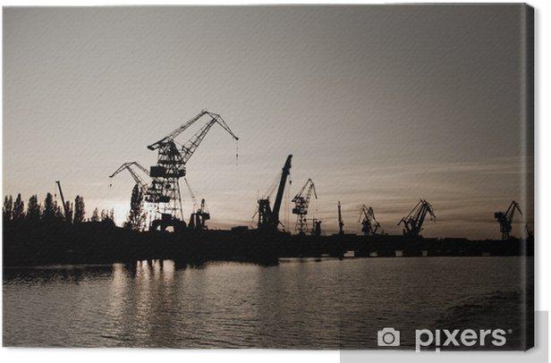 Obraz na płótnie Stocznia Gdańska 3 - Tematy