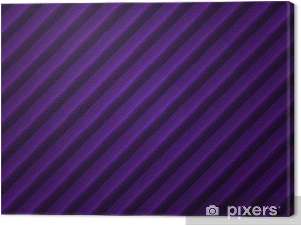 Obraz na płótnie Streszczenie fioletowe tło z teksturą - Abstrakcja