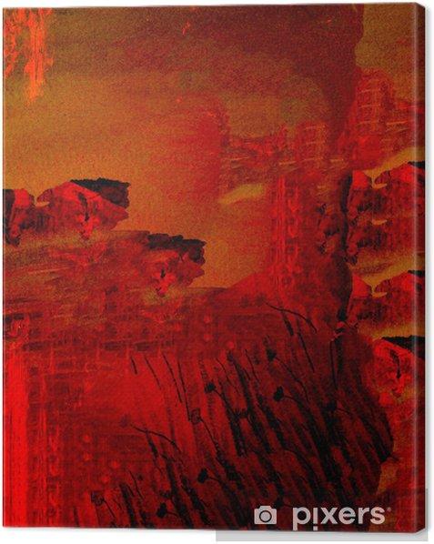 Obraz na płótnie Streszczenie Na papierze - Sztuka i twórczość