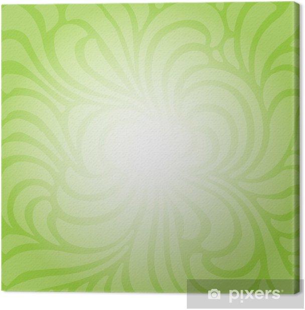 Obraz na płótnie Streszczenie zielonym tle z miejsca kopiowania - Religie