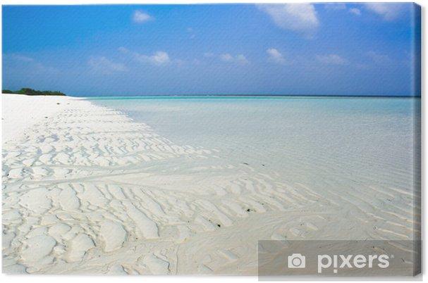 Obraz na płótnie Summertime na pięknej plaży miejscowego - Azja