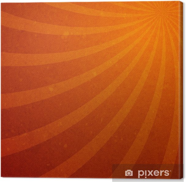Obraz na płótnie Sunburst Spirala tapety - Tła