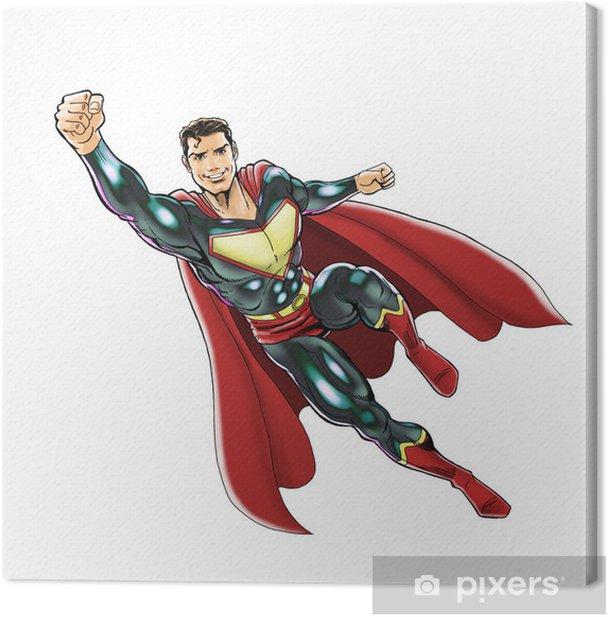 Obraz na płótnie Superbohater - Przeznaczenia