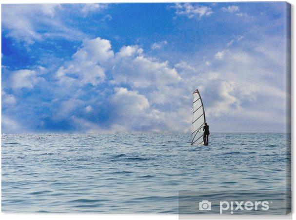 Obraz na płótnie Surfer - Sporty wodne