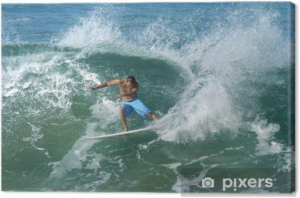 Obraz na płótnie Surfer - Inne