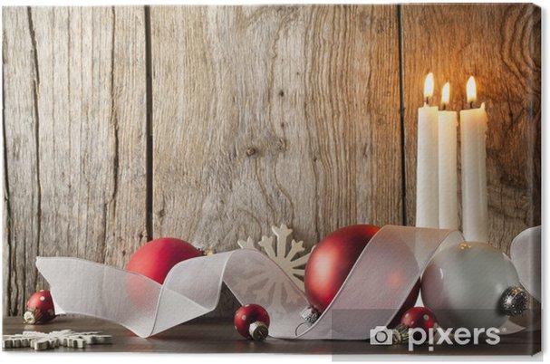 Obraz na płótnie Świąteczne dekoracje - Święta międzynarodowe