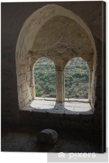 Obraz na płótnie Światła przez okna orientalnym - Bliski Wschód
