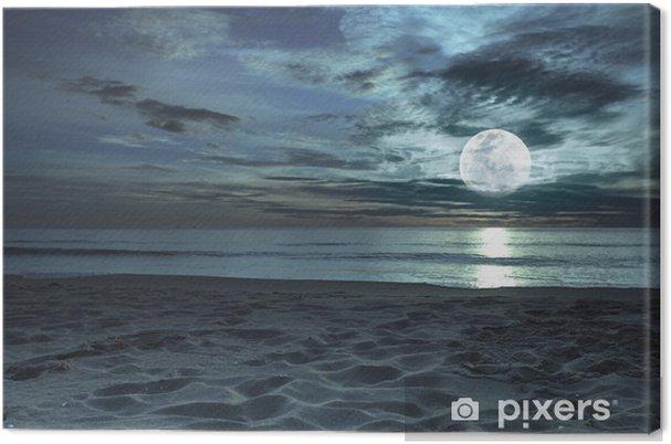Obraz na płótnie Światło księżyca - Tematy