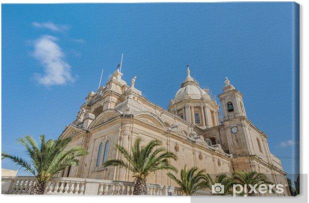 Obraz na płótnie Świętego Piotra i Pawła Sant w Nadur, Malta - Europa