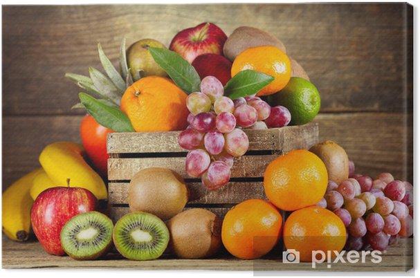 Obraz na płótnie Świeże owoce - Tematy