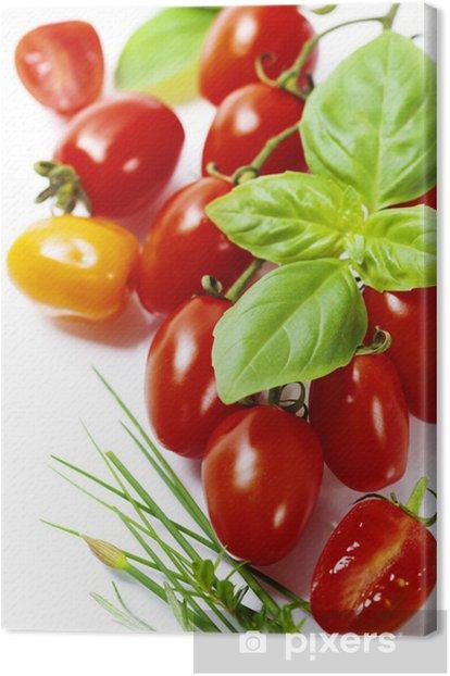 Obraz na płótnie Świeże pomidory - Tematy
