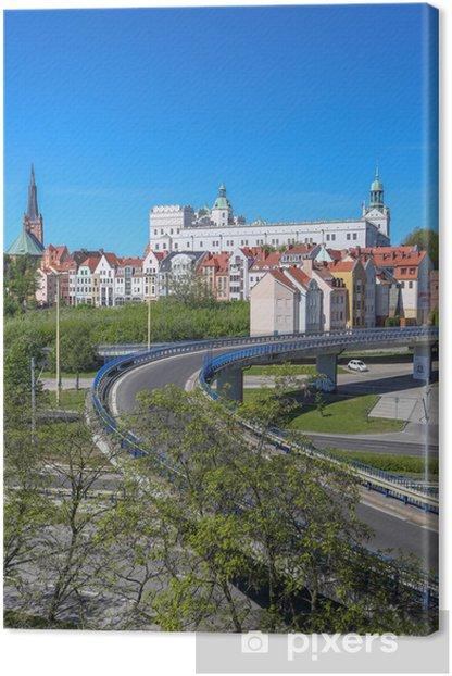 Obraz na płótnie Szczecin - zamek książąt pomorskich - Tematy