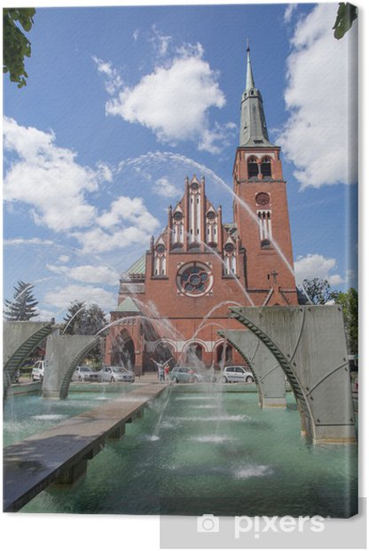 Obraz na płótnie Szczecin - Tematy