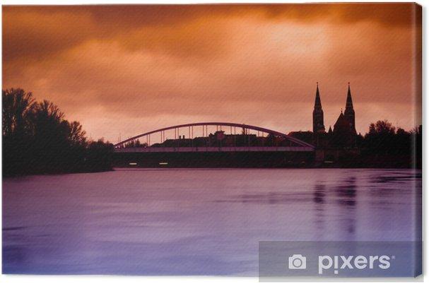 Obraz na płótnie Szeged Węgry - Europa