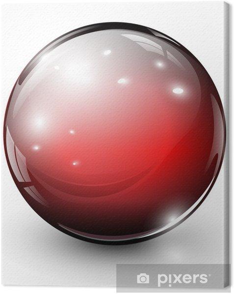 Obraz na płótnie Szklanej kuli - Znaki i symbole